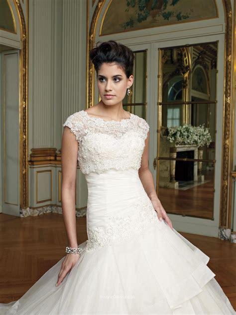 Wedding Dress Jackets Uk by Two Wedding Dress Uk With Illusion Beaded Lace