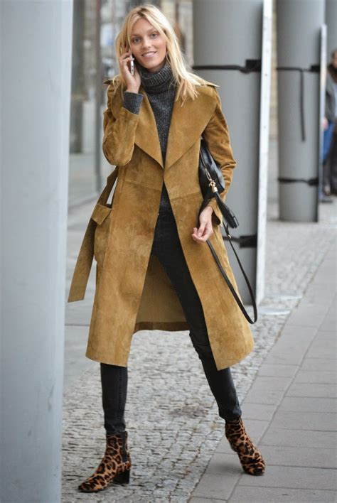 Trend Alert Inspired Coats by Trend Alert Suede Trench Coats The Fashion Tag