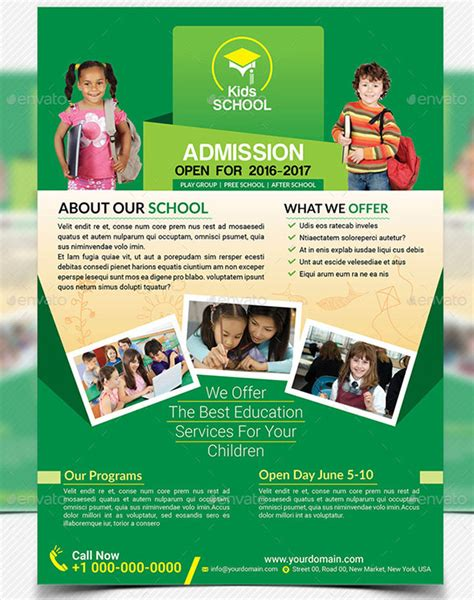 school flyers templates free the gallery for gt school flyer background design
