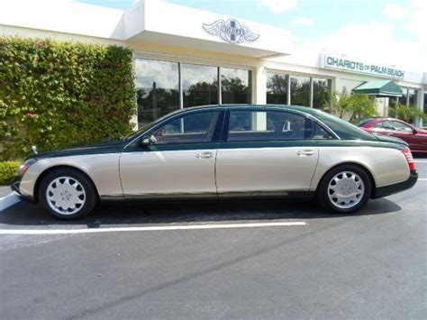 2004 maybach for sale 2004 maybach 62 for sale 1623971 hemmings motor news