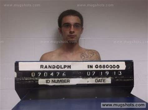 Randolph County Indiana Court Records Sprouse Mugshot Sprouse Arrest