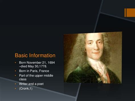 voltaire biography facts voltaire by cox schaeffer