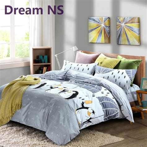 penguin bedding set 28 images 4pcs 3d penguins