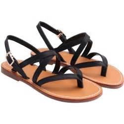 flat sandals 25 best ideas about black flat sandals on