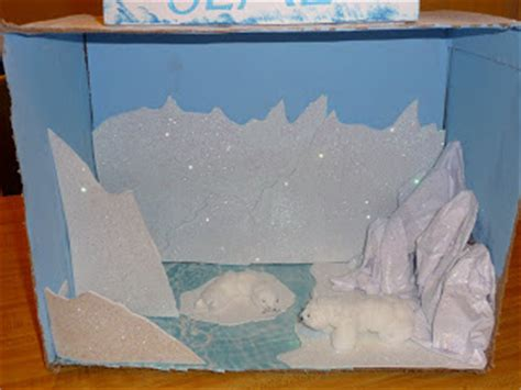 How To Make Paper Look Like Water - this is the year diorama