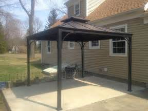 Lowes 10x10 Hardtop Gazebo by Hard Top Gazebo Benefits And Advantages For The Users