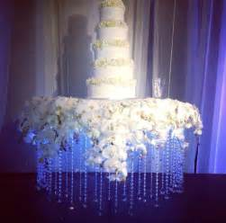 floating wedding cake table cakes tables stands and
