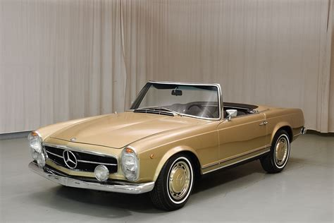 convertible cars mercedes 1969 mercedes benz 280sl convertible hyman ltd classic cars