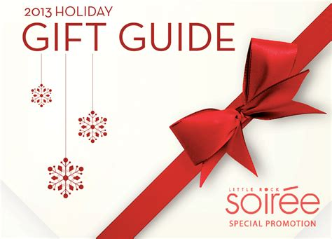 Special Giveaway - the little rock soiree 2013 holiday gift guide special promotion little rock