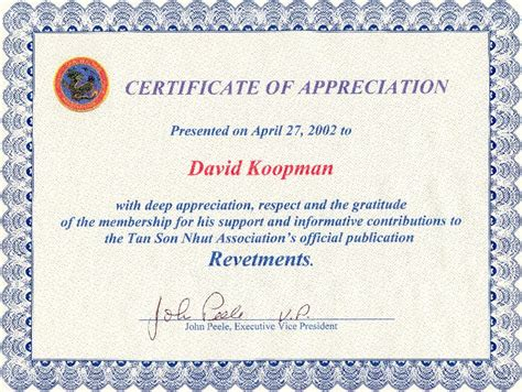 8 best images of baseball certificate of appreciation