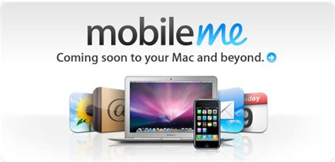 mobile me app what is the mobileme app
