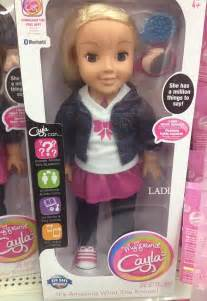 my friend cayla doll reviews living a doll s review my friend cayla talking doll