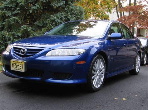 2004 mazda 6 blue 2004 electric blue mazda6 s v6 w mazdaspeed6 premium