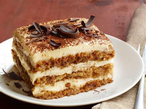 cuisine recette dessert comment faire un tiramisu la composition de ce dessert