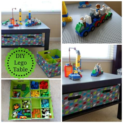 how to make a lego bench how to make your own lego table bumblebee linens