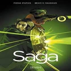 saga volume 7 review saga vol 7 by brian k vaughan rabid reads