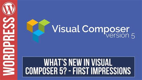 tutorial wordpress visual composer visual composer tutorials archives psmegtv