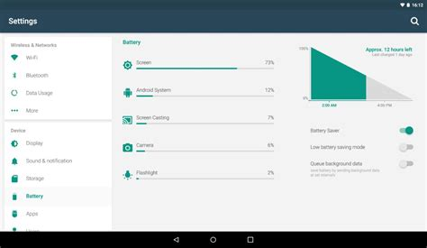 android layout large land tablet android lollipop settings tablet layout concept materialup