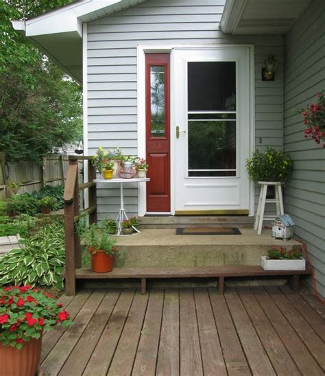 Front Porch Deck Ideas by 30 Cool Small Front Porch Design Ideas Digsdigs
