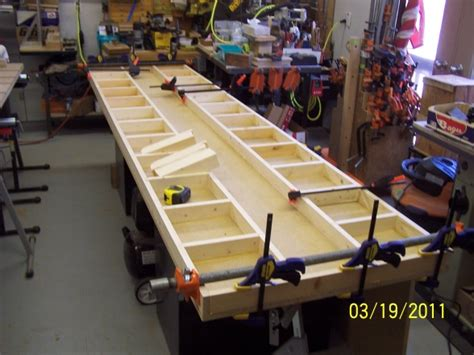 flat surface  building  workbench woodworking talk