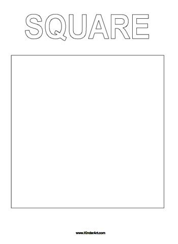 square coloring pages 6 best images of square coloring pages printable square