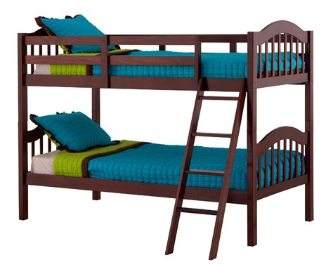 Stork Craft Bunk Beds Stork Craft Caribou Bunk Bed Cherry Home Furniture Bedroom Furniture Beds