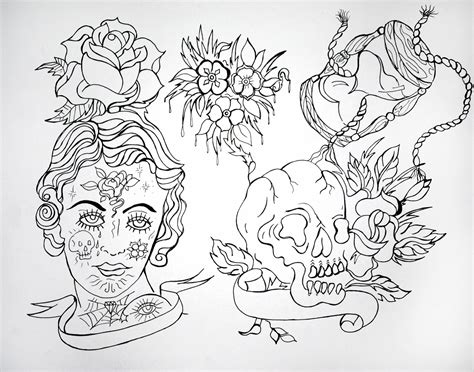 free tattoo flash flash s emporium page 2