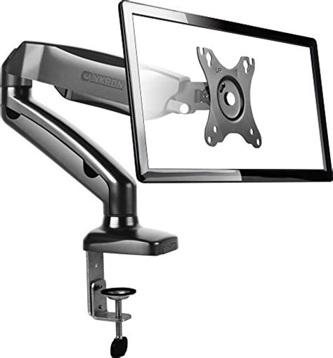 desk mount arm for flat panel monitor onkron desk mount articulating arm for led lcd flat panel