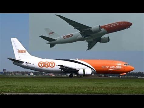 tnt airways boeing 737 400 bdsf 2 landings at ams bonus 777