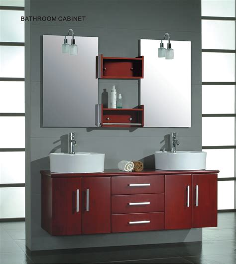 Bathroom Vanities 59 Inches by Cambridge 59 Inch Solid Wood Bathroom Vanity Set