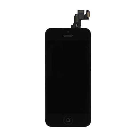 iphone 5c front iphone 5c black display assembly with front and