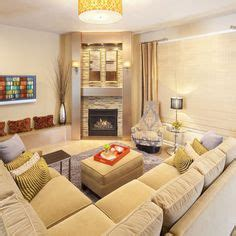 Furniture Placement Around Fireplace by 1000 Images About Fireplaces On Corner