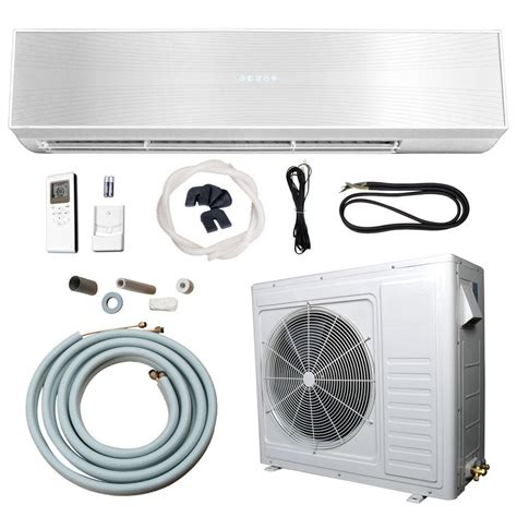 air conditioner capacity vs room size thebestminisplit ramsond 24 000 btu 2 ton ductless mini split air
