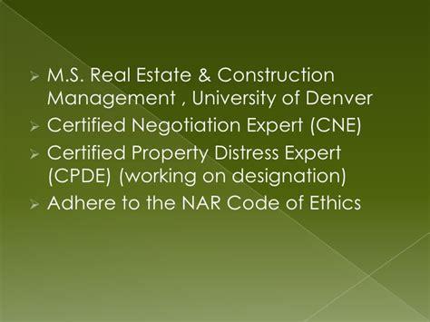 Marylhurst Mba Real Estate by Listing Presentation
