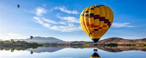 temecula hot air balloon rides tours temecula ca