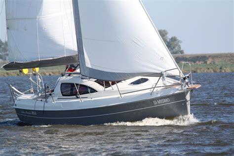 zeil yacht zeiljacht new classic 850 nederland huren jacht charter
