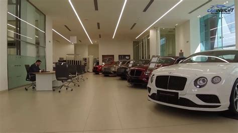 bentley showroom world of bentley bentley showroom dubai youtube