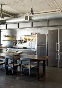 Stainless Steel Countertops Los Angeles by Modern Los Angeles Renovation By Don Dimster With Glass