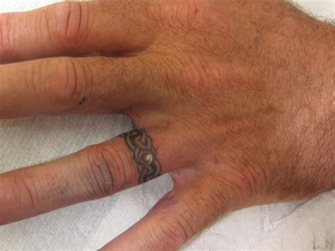 tattoo a ring on your finger 25 marvelous ring finger tattoos