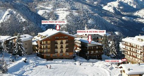 hotel la terrazza salice d ulzio hotel stella alpina italy province of turin hotel