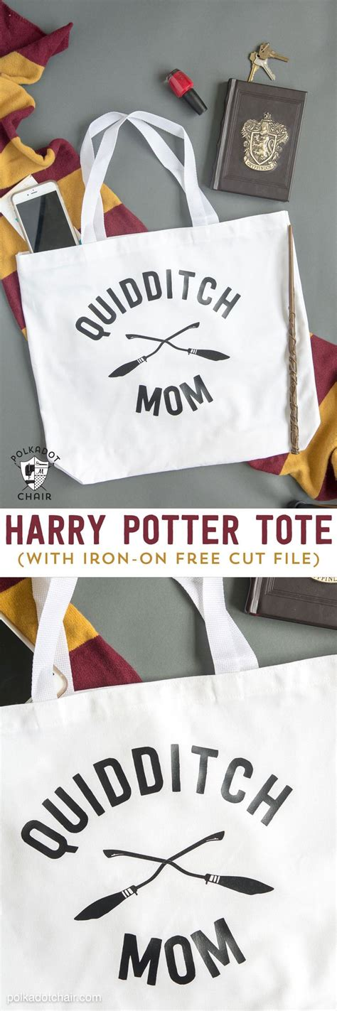 biography bag project biography pinterest bags best diy crafts ideas diy quidditch mom tote bag