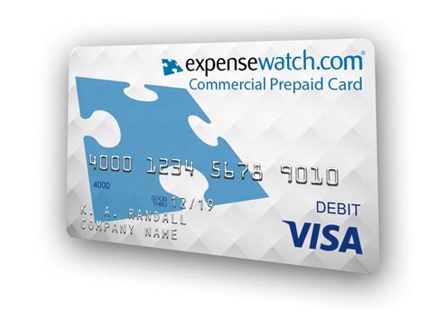 bw bank prepaid visa login expensewatch introduces the expensewatch visa 174 prepaid card
