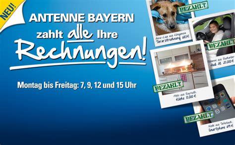 Antenne Bayern De Musterbrief Antenne Bayern Ihr Radio Auch Im