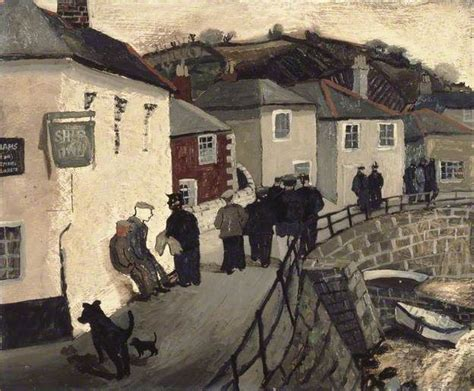 ship inn st ives 23 best christopher wood cornwall images on