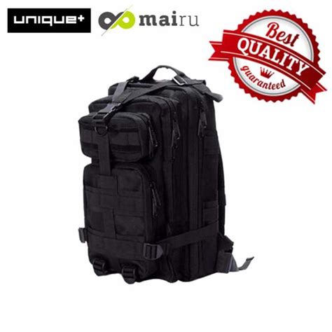 Tas Ransel Army 3p Tactical Series mairu tas army ransel 3p militer impor shoulder backpack