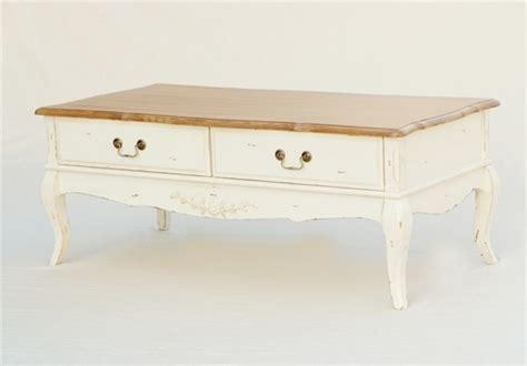 tavoli bianchi decapati tavolo basso shabby chic in legno with tavoli decapati