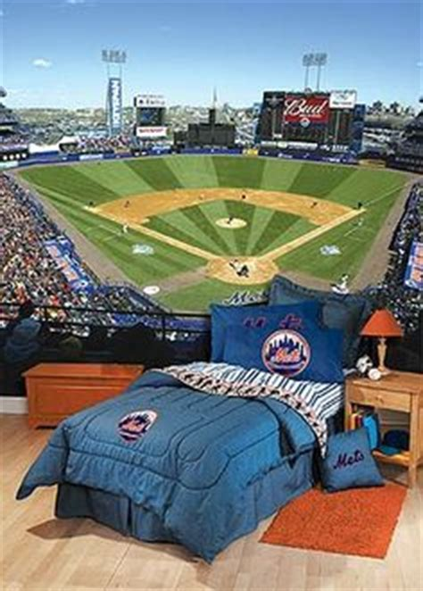 sports murals for bedrooms baseball theme bedrooms on pinterest boys baseball