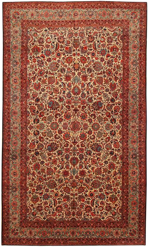 cheap antique rugs antique kashan rug 43599 detail large view by nazmiyal antique kashan rugs
