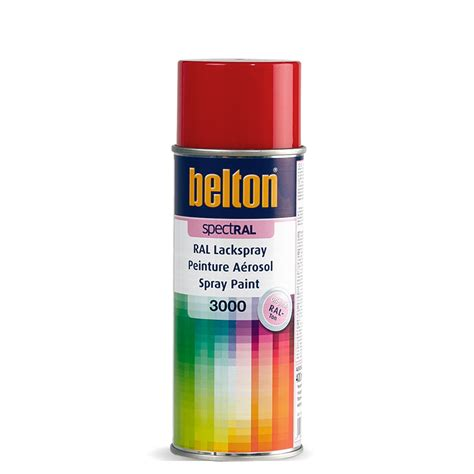 spray paint dosen belton ral spray paint 400 ml industrial cans