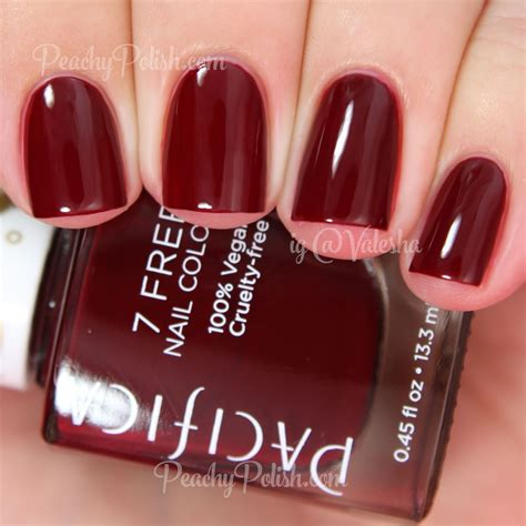 opi wine color pacifica wine peachy wine is a